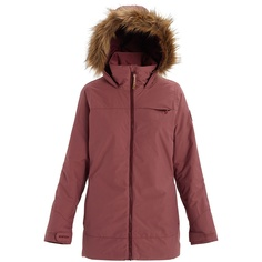 Куртка для сноуборда Burton 19-20 W Lelah Jk Rose/Brown - S