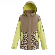 Куртка для сноуборда Burton 19-20 W Loyle Parka Tmbwlf/Snylme/Whital - M