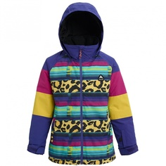 Куртка для сноуборда Burton 19-20 G Hart Jk Leopardy Cat Multi - L