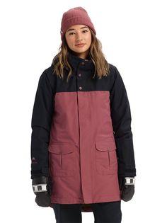 Куртка для сноуборда Burton 19-20 W Gore Eyris Jk Trublk/Rsbrwn - XS