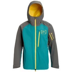 Куртка для сноуборда Burton 19-20 M Ak Gore Cyclic Jk Gbslat/Cstlrk - XL