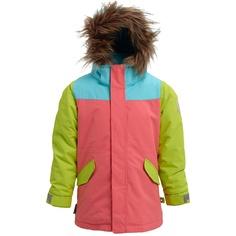 Куртка для сноуборда Burton 19-20 G Td Aubrey Jk Georgia Peach Multi - US:2T