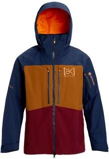 Куртка для сноуборда Burton 19-20 M Ak Gore Swash Jk Drsblu/Monks/Ptroyl - M