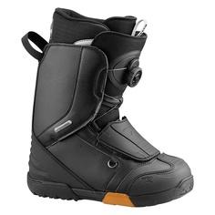 Ботинки сноубордические Rossignol 17-18 Excite Boa Shield Black - 44,0 EUR