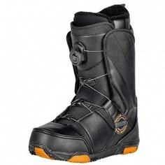 Ботинки сноубордические Nidecker 18-19 R Boa R. Black - 44,0 EUR