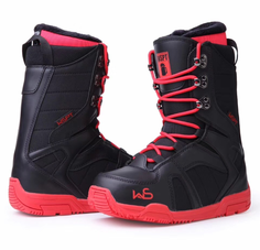 Ботинки сноубордические WS Sport 17-18 Black/Red - 45,0 EUR