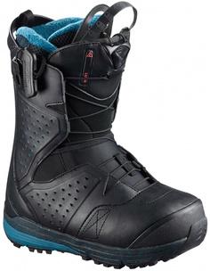 Ботинки сноубордические Salomon 18-19 Lush Black - 40,0 EUR