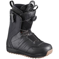 Ботинки сноубордические Salomon 18-19 Launch Boa SJ Black - 47,0 EUR