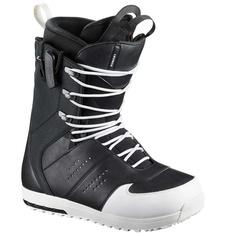 Ботинки сноубордические Salomon 18-19 Launch Lace SJ Black - 44,5 EUR