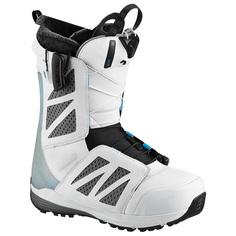 Ботинки сноубордические Salomon 18-19 Hi-Fi White - 45,5 EUR