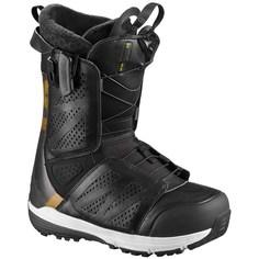 Ботинки сноубордические Salomon 18-19 Hi-Fi Black - 44,5 EUR