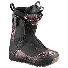 Ботинки сноубордические Salomon 18-19 Dialogue Wide JP Camo - 40,5 EUR