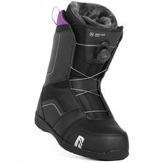 Ботинки сноубордические Nidecker 18-19 Maya Boa Black - 36,0 EUR