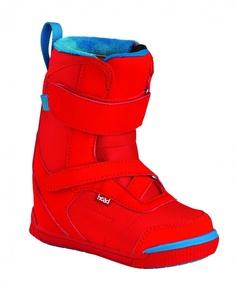 Ботинки сноубордические Head 16-17 Kid Velcro - 30,5/32 EUR