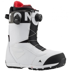 Ботинки сноубордические Burton 19-20 Ruler Boa White/Black - 44,5 EUR