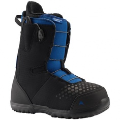 Ботинки сноубордические Burton 19-20 Concord Smalls Speedzone Black/Blue - 35,0 EUR