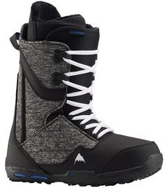 Ботинки сноубордические Burton 19-20 Rampant Black/Blue - 44,0 EUR