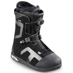 Ботинки сноубордические Head 18-19 One Boa Black - 42,5 EUR