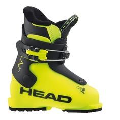 Ботинки горнолыжные Head 18-19 Z1 Yellow/Black - 15,5 см