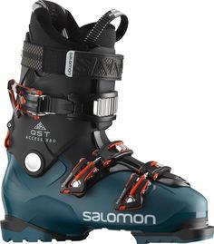Ботинки горнолыжные Salomon 18-19 Qst Acc X80 Maroccan Blue/Black - 31,0/31,5 см