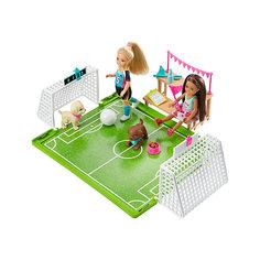 Игровой набор Barbie Футбол с Челси Mattel