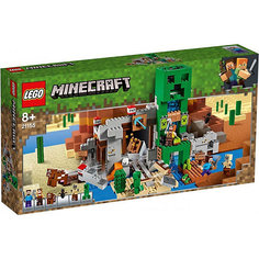"Конструктор LEGO Minecraft ""Шахта Крипера"" 21155"
