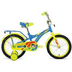 Двухколёсный велосипед Forward Crocky, 16 дюймов