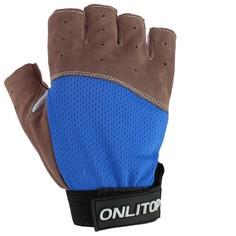 Перчатки для фитнеса, замша, размер xs Onlitop