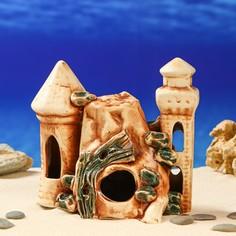 Декорация для аквариума Керамика ручной работы