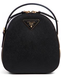 Кожаный рюкзак Prada