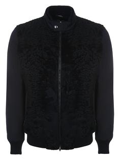 Куртка с каракулем Bilancioni