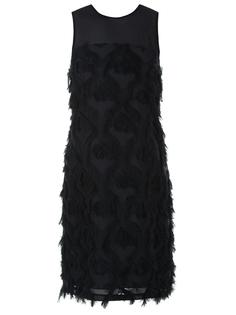 Платье коктейльное с бахромой Michael Kors