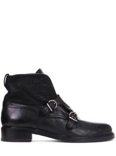 Ботинки кожаные Fratelli Rossetti