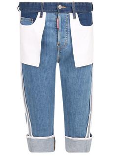 Капри-шорты джинсовые Dsquared2