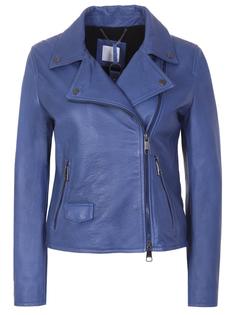 Кожаная куртка-косуха Boss