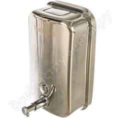 Диспенсер для жидкого мыла neoclima dm-1000 34245 нержавеющая сталь