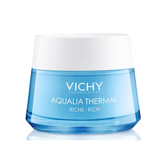 Vichy, Увлажняющий крем для сухой кожи Aqualia Thermal, 50 мл