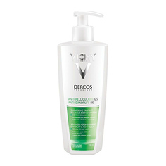 Vichy, Шампунь Dercos Anti-Dandruff Dry Hair, 390 мл