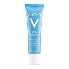 Vichy, Увлажняющий крем для сухой кожи Aqualia Thermal, 30 мл
