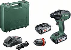 Аккумуляторная дрель-шуруповерт Bosch