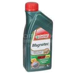 Масло моторное синтетическое 5W40 Castrol Magnatec A3/B4, 1 л