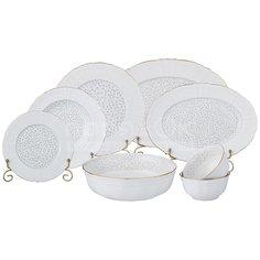 Сервиз столовый из керамики, 23 предмета, Вивьен 760-645