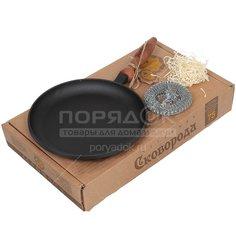 Блинница чугунная Maysternya T301, 24 см