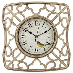Часы настен. ITALIAN STYLE кварцевые 29*30*5см 220-199