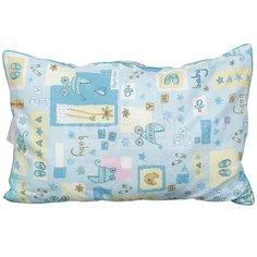 Подушка детская Малыш ПММ-46, хлопок, с кантом, 40х60 см