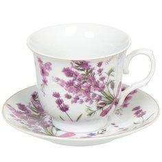 Сервиз чайный из керамики, 12 предметов, Летний букет KYT12-FA284 DNN
