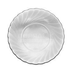 Тарелка суповая Luminarc Ocean Eclipse L5079, стеклянная, 205 мм