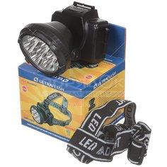Фонарь налобный UltraflashLED5362, 7 LED