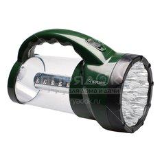 Фонарь кемпинговый Космос KOCAP2008L-LED аккумуляторный, 24+19 LED
