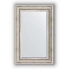 Зеркало 56х86 см римское серебро Evoform Exclusive BY 1237